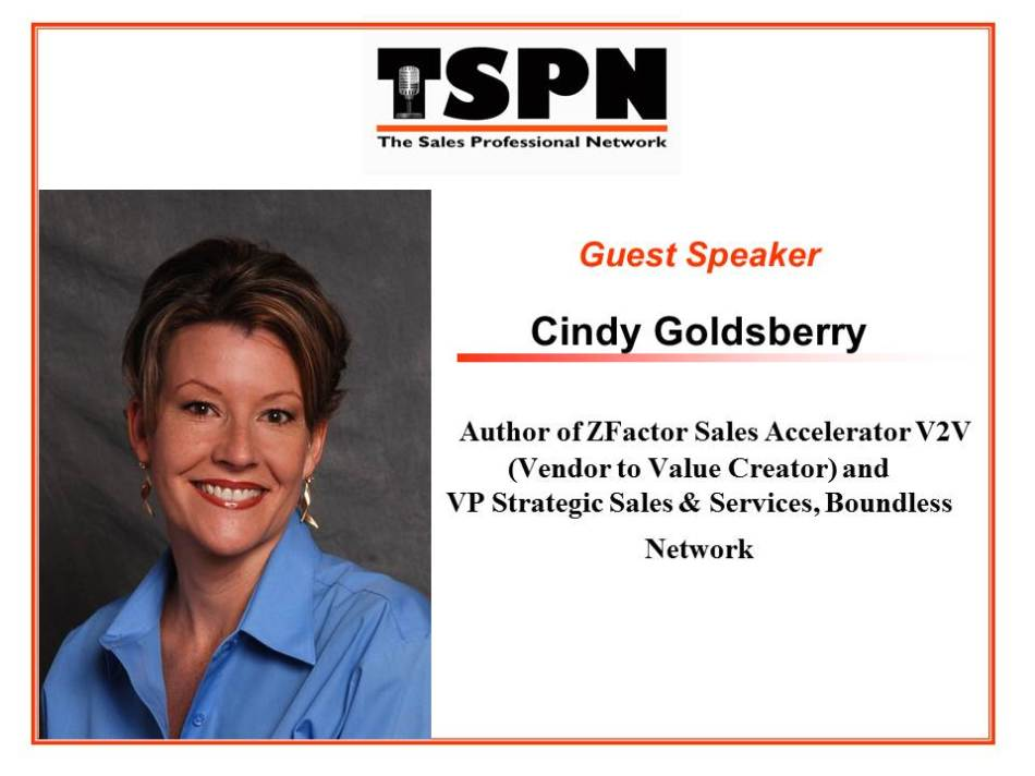 Cindy Goldsberry